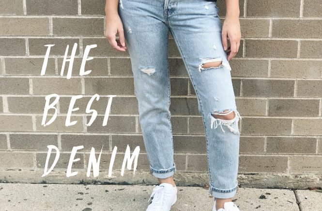 90caea86d34 Fall is right around the corner! I have gathered up all the best stores to buy  jeans from and I picked out 4 of my favorites from each store.